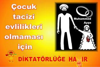 Devrimci Aleviler Birliği DAB Alevi Kızılbaş Bektaşi pir sultan cem hz Ali 12 imam semah Feramuz Şah Acar 23 hayir cosuk taciz evlilik