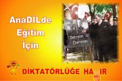 Devrimci Aleviler Birliği DAB Alevi Kızılbaş Bektaşi pir sultan cem hz Ali 12 imam semah Feramuz Şah Acar 27 hayir anadil ders