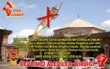 Devrimci Aleviler Birliği DAB Alevi Kızılbaş Bektaşi pir sultan cem hz Ali 12 imam semah Feramuz Şah Acar Cami hbv dergah uyan alevi