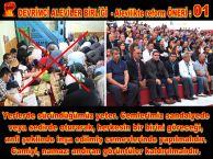 Devrimci Aleviler Birliği DAB Alevi Kızılbaş Bektaşi pir sultan cem hz Ali 12 imam semah Feramuz Şah Acar REFOM oneri1