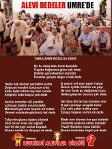 Devrimci Aleviler Birliği DAB Alevi Kızılbaş Bektaşi pir sultan cem hz Ali 12 imam semah Feramuz Şah Acar Tabularinmi bozuldu dede