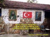 Devrimci Aleviler Birliği DAB Alevi Kızılbaş Bektaşi pir sultan cem hz Ali 12 imam semah Feramuz Şah Acar alevi ve sol hareket dab aydin dost