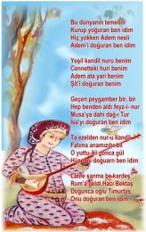 Devrimci Aleviler Birliği DAB Alevi Kızılbaş Bektaşi pir sultan cem hz Ali 12 imam semah Feramuz Şah Acar ben idim kadin
