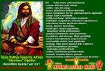 Devrimci Aleviler Birliği DAB Alevi Kızılbaş Bektaşi pir sultan cem hz Ali 12 imam semah Feramuz Şah Acar halife imam aliden inciler2