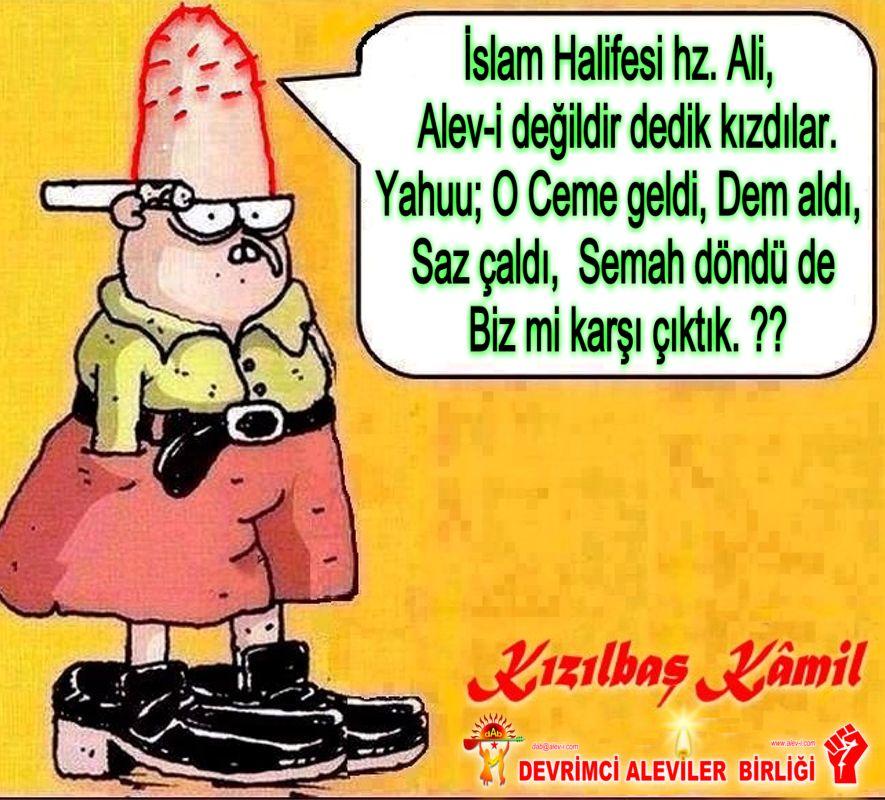 Devrimci Aleviler Birliği DAB Alevi Kızılbaş Bektaşi pir sultan cem hz Ali 12 imam semah Feramuz Şah Acar kizilbas kamil ali cem dem semah saz