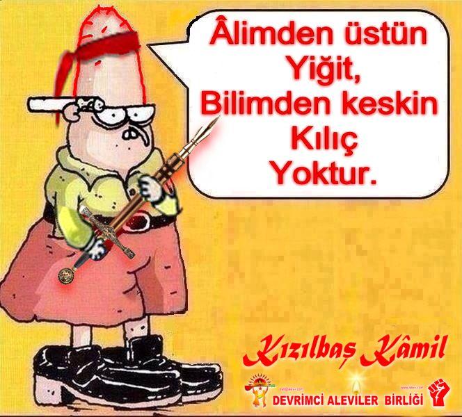 Devrimci Aleviler Birliği DAB Alevi Kızılbaş Bektaşi pir sultan cem hz Ali 12 imam semah Feramuz Şah Acar kizilbas kamil kelem kilicx