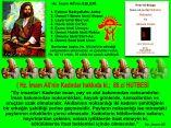 Devrimci Aleviler Birliği DAB Alevi Kızılbaş Bektaşi pir sultan cem hz Ali 12 imam semah Feramuz Şah Acar necul belaga ali hutbe kitap 80