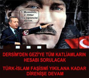 Devrimci Aleviler Birliği DAB Alevi Kızılbaş Bektaşi pir sultan cem hz Ali 12 imam semah Feramuz Şah Acar örenci benim tattip hitler atatürk