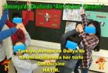 Devrimci Aleviler Birliği DAB Alevi Kızılbaş Bektaşi pir sultan cem hz Ali 12 imam semah Feramuz Şah Acar okullarda din dersine hayır alevilik dersleri dab