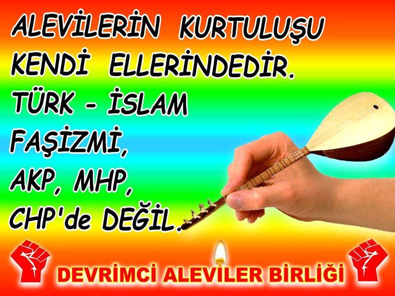 Devrimci Aleviler Birliği DAB Alevi Kızılbaş Bektaşi pir sultan cem hz Ali 12 imam semah Feramuz Şah Acar photo_401410786673983