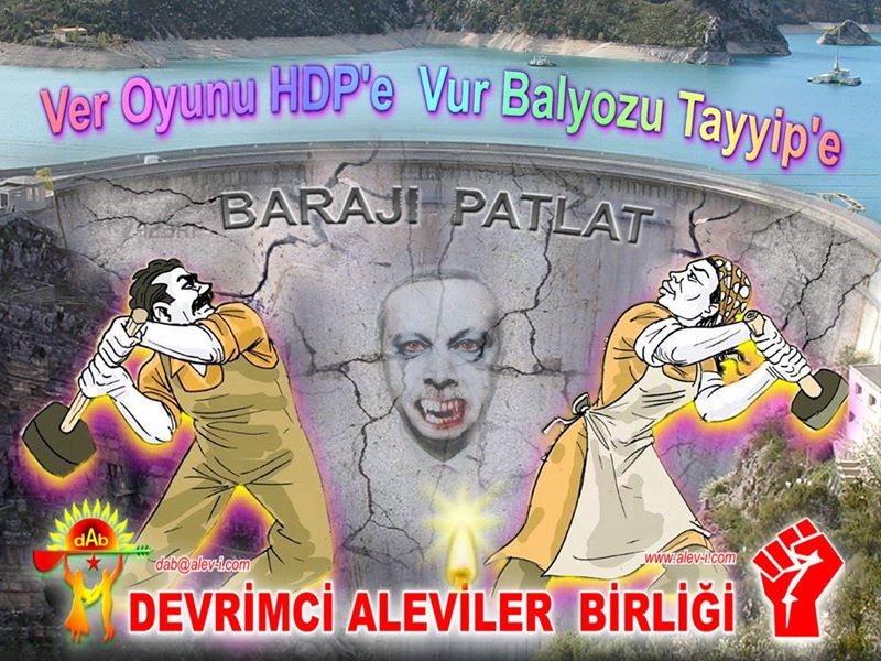 Devrimci Aleviler Birliği DAB Alevi Kızılbaş Bektaşi pir sultan cem hz Ali 12 imam semah Feramuz Şah Acar photo_496297103852017