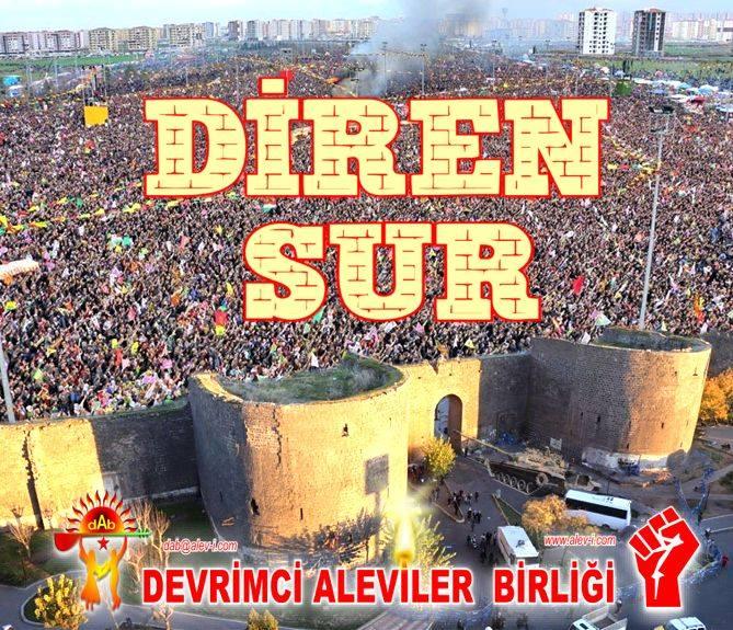 Devrimci Aleviler Birliği DAB Alevi Kızılbaş Bektaşi pir sultan cem hz Ali 12 imam semah Feramuz Şah Acar photo_643392259142500