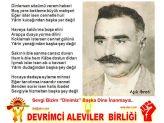 Devrimci Aleviler Birliği DAB Alevi Kızılbaş Bektaşi pir sultan cem hz Ali 12 imam semah Feramuz Şah Acar photo_646446712170388