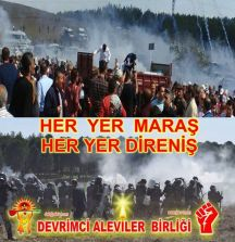 Devrimci Aleviler Birliği DAB Alevi Kızılbaş Bektaşi pir sultan cem hz Ali 12 imam semah Feramuz Şah Acar photo_664521670362892