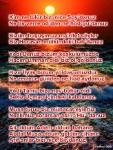 Devrimci Aleviler Birliği DAB Alevi Kızılbaş Bektaşi pir sultan cem hz Ali 12 imam semah Feramuz Şah Acar sirdaniz