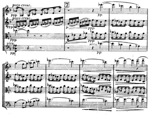 Ravel Quartet Fig 7