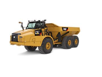 caterpillar-articulated-truck