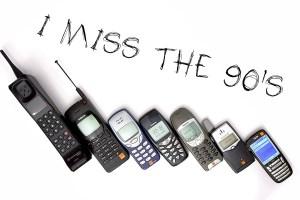 Yang Muda di Tahun 90'an Pasti Punya Kenangan dengan Beberapa Merek Handphone Ini