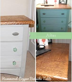 Bedside Table After