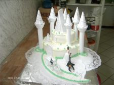 Hochzeitstraumschloss