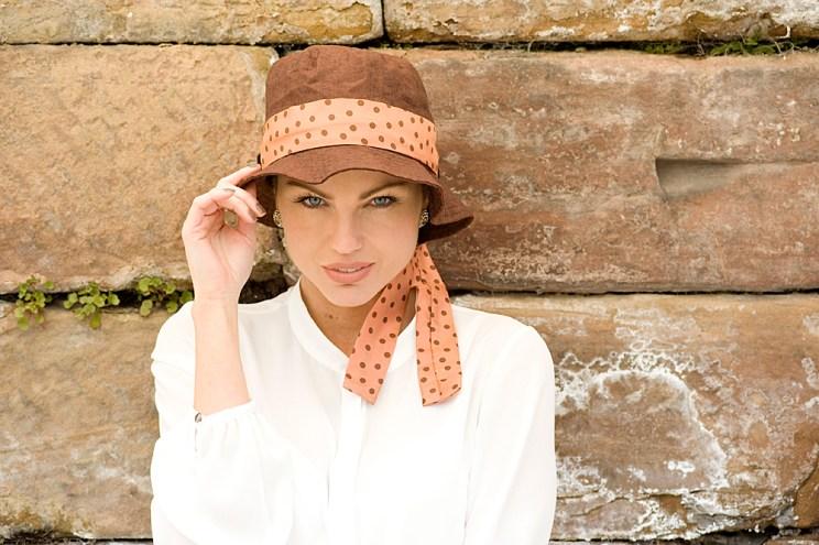 Photo of the turban Lola Brown