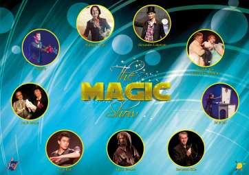 Artistes spectacle de magie epinay sur orge