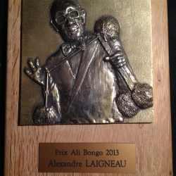 prix ali bongo congrès FFAP 2013 magie Saint Etienne Palmares : Alexandre Laigneau