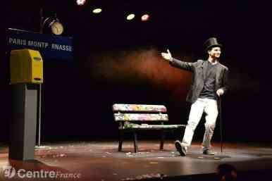 festival de magie gala de prestige magicien d'or