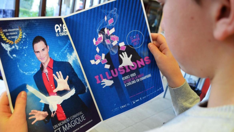 L'union La Comete Illusion Festival Magie