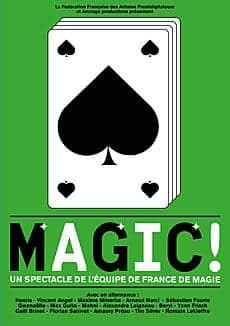 Magic Équipe de France de Magie Ancrage Production Saint Maur 94