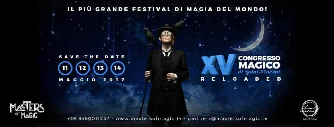 Masters of magic congres italy saint vincent