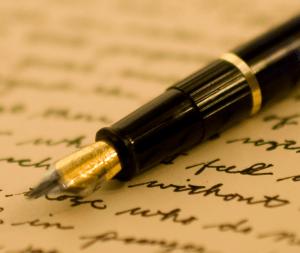 scrisoare