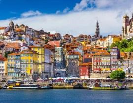 Reise nach Porto