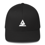 Icon Flexfit Hat Black