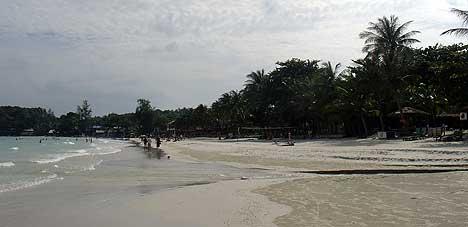 Haad Rin island