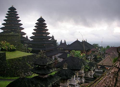 Mother temple of Bali, Besakih