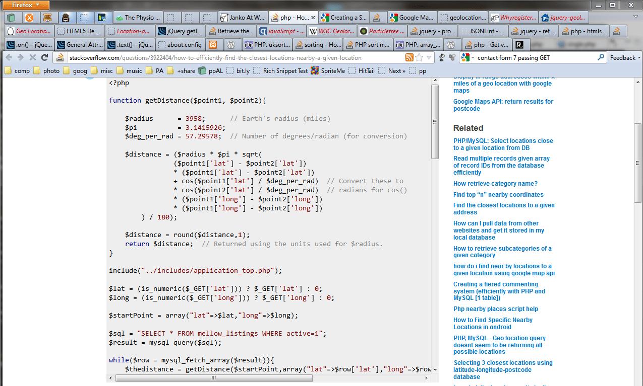 A hard day's coding