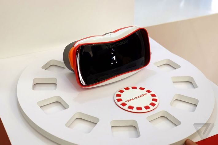 Google and Mattel's View Master
