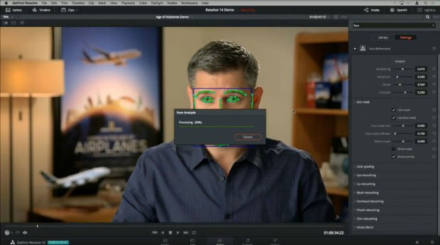 DaVinci Resolve 14 mac full free download