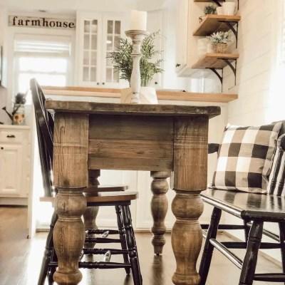 Elements of a Farmhouse Kitchen