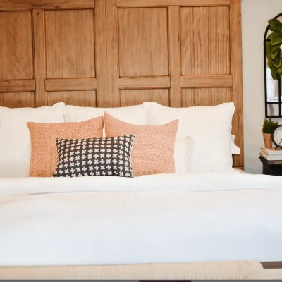 How to Make a Cozy Bed, Layer by Layer