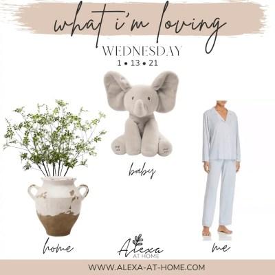 What I'm Loving Wednesday – 1.13.21