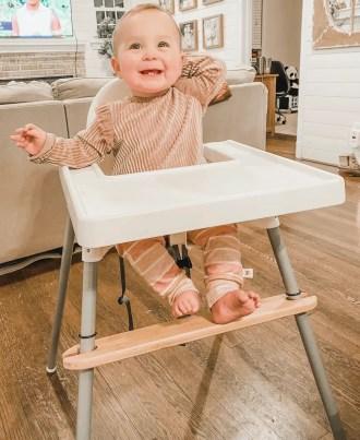 IKEA Antilop high chair review - alexa-at-home.com