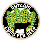 ontario corn fed beef