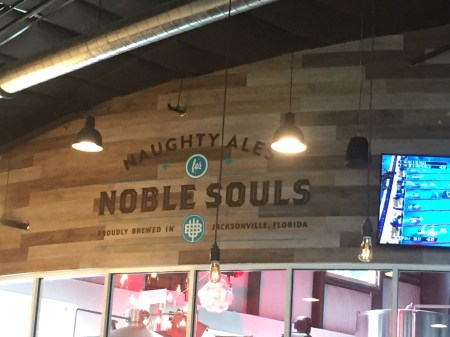 """Naughty Ales for Noble Souls"" - Wicked Barley (Why didn't I come up with that?)"