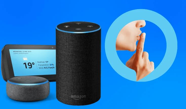 Cómo acortar respuesta de Alexa Amazon Echo