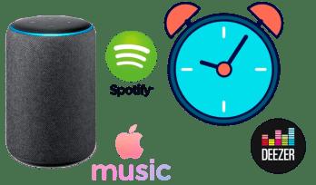 Cómo cambiar sonido de alarma en Alexa Amazon Echo