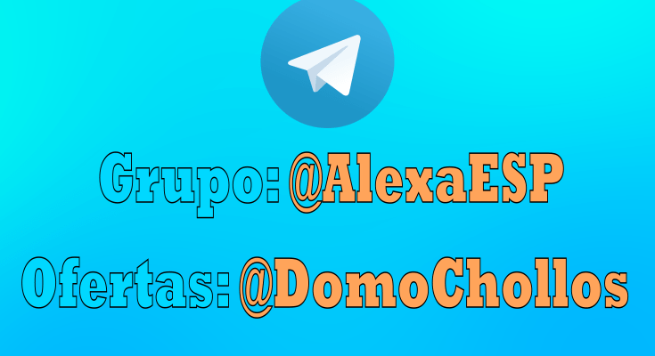 grupo telegram alexa alexaesp canal ofertas domótica alexa amazon echo