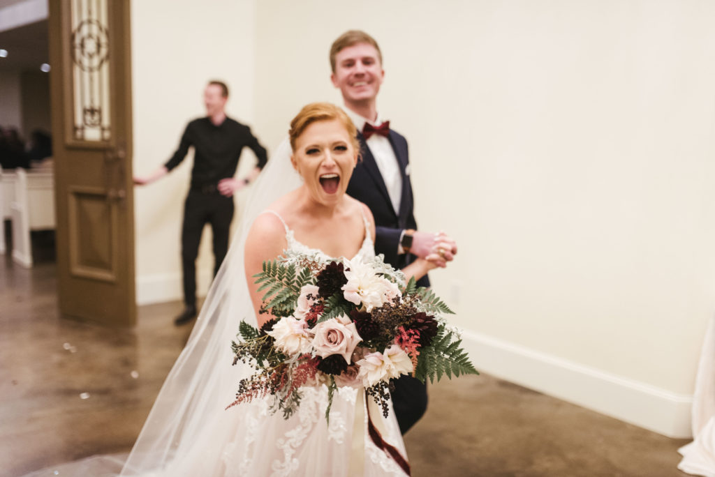 Kelley and Wyatt's New Years Eve Wedding at Bella Woods -  Dallas, Fort Worth Wedding Planner | Alexa Kay Events