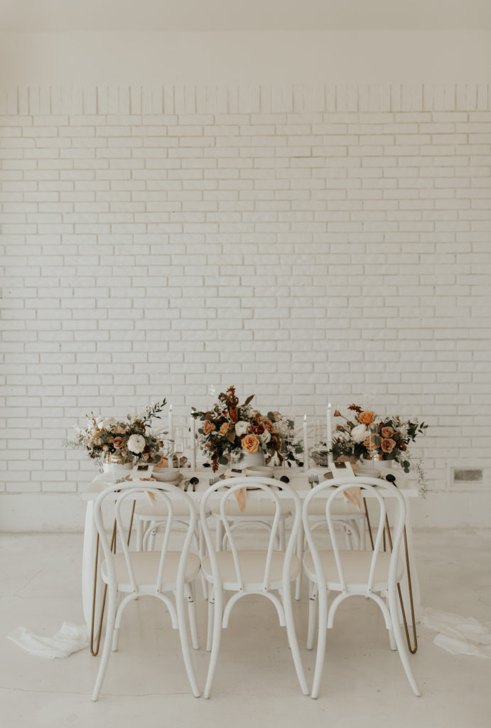 Modern styled shoot at The Emerson with Madeline Shea Photography and Alexa Kay Events | Dallas DFW Wedding Planner